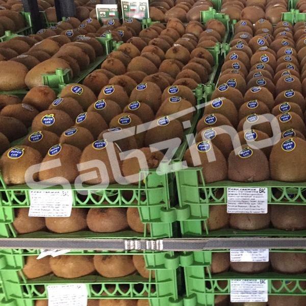 صادرات کیوی